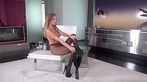 Sexy Black Pantyhose